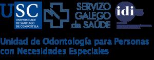 Logotipo de la Unidad de Odontología para Pacientes con Necesidades Especiales