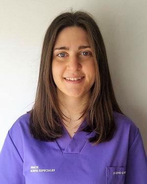 Retrato de Eliane García Mato