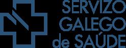 Logotipo del Servizo Galego de Saúde (SERGAS)